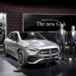 Mehr als ein Off-Roader: Der neue Mercedes-Benz GLA feiert seine digitale Weltpremiere auf Mercedes me mediaMore than an off-roader – the new Mercedes-Benz GLA celebrates its digital world premiere on Mercedes me media