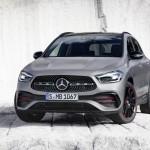 Mercedes-Benz GLA 2019Mercedes-Benz GLA 2019