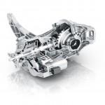 Mercedes-Benz GLA, HinterachsgetriebeMercedes-Benz GLA rear axle differential