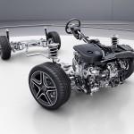 Mercedes-Benz GLA Komfortfahrwerk mit TieferlegungMercedes-Benz GLA lowered comfort suspension