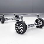 Mercedes-Benz GLA, KomfortfahrwerkMercedes-Benz GLA comfort suspension